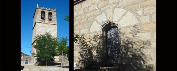 Torre y arco conopial